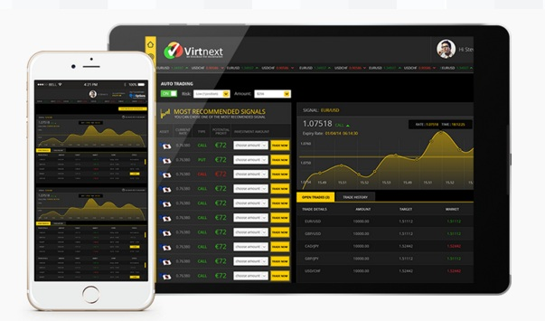 Virt Next Trading System