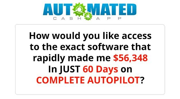 Automated Cash App