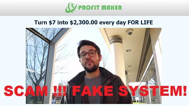 The Profit Maker Method