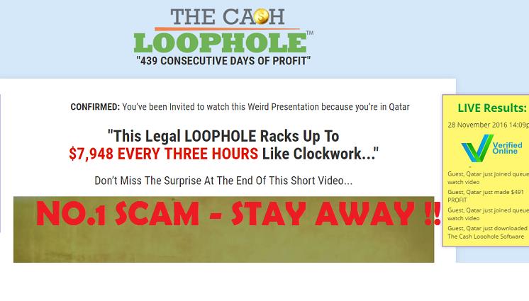 Cash Loophole Review