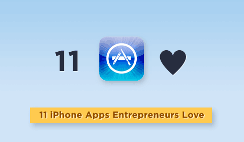 iPhone Apps Entrepreneurs Love