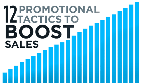Promotional Tactics To Boost Sales