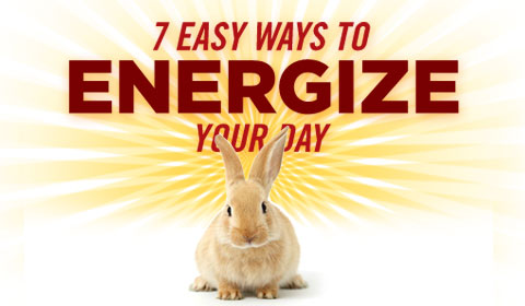 Easy Ways To Energize Your Day