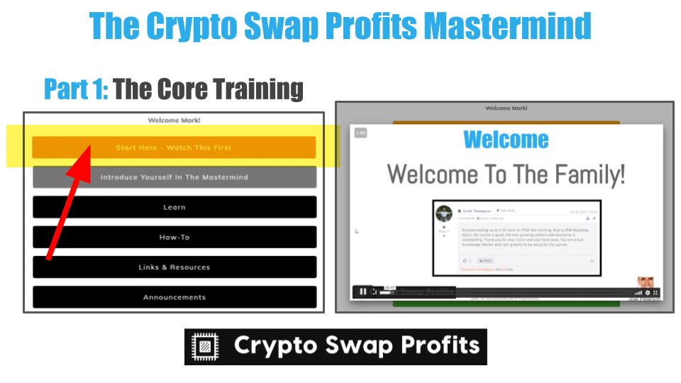 Crypto Swap Profits MasterMind Reviews Part One