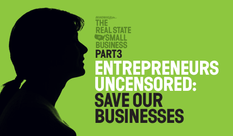 Entrepreneurs Uncensored Save Our Businesses