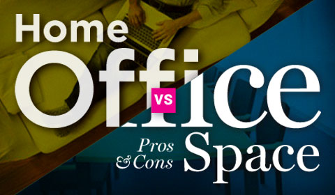 Home Office vs. Office Space The Pros & Cons