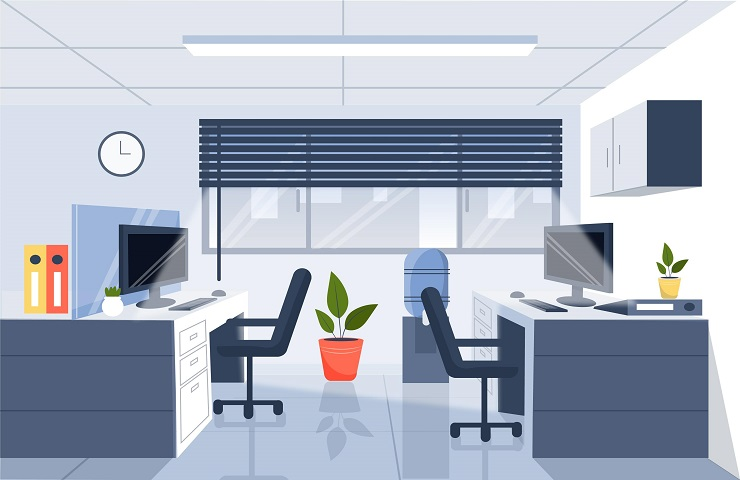 Home Office vs. Office Space
