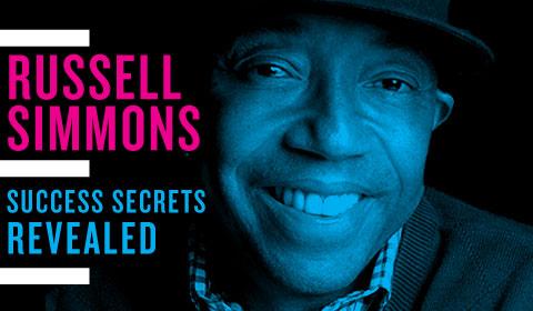 Russell Simmons' Success Secrets