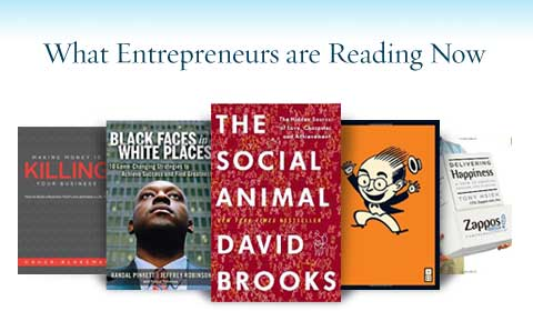 What Entrepreneurs Are Reading Now