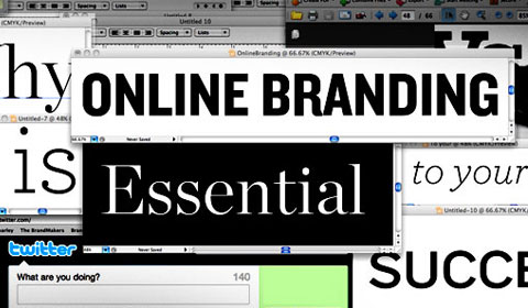 Why Online Branding is Essential to Your Success