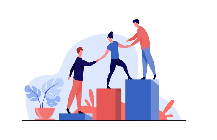 helping hands for your business